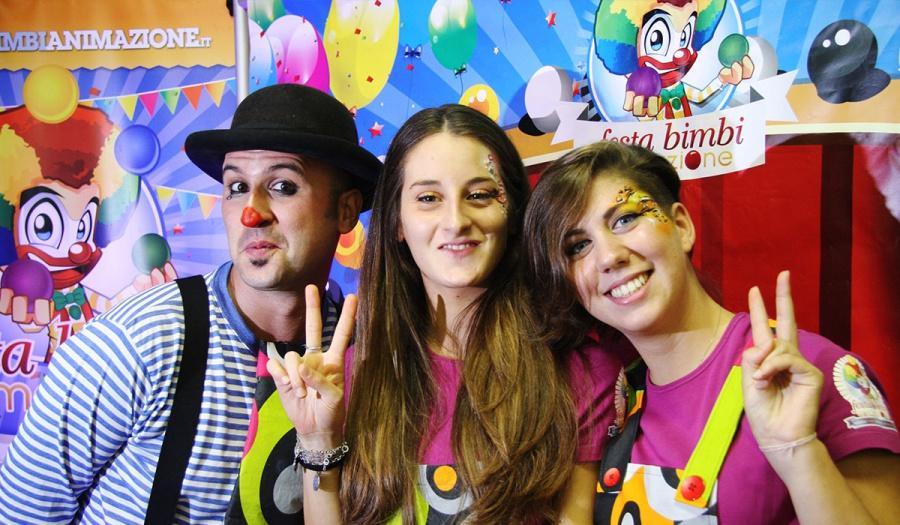 animatori per feste di compleanno per bambini ad arezzo, siena e firenze