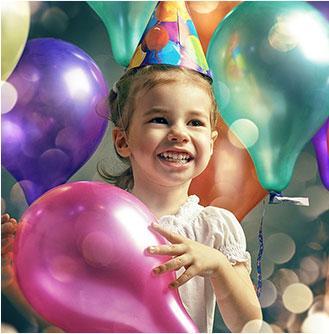 organizzazione feste per bambini