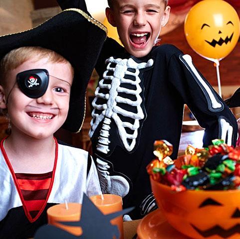 festa a tema per bambini pirata caccia al tesoro