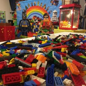 festa a tema lego per bambini arezzo siena