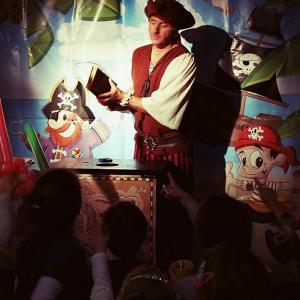 Festa tema pirati firenze prato