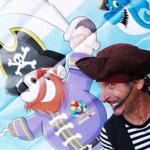 Festa tema Pirati per Bambini Valdarno Firenze Prato