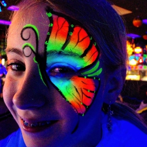 discoteca fluorescente per bambini arezzo siena firenze