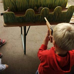 festa paesana con giochi antichi arezzo firenze siena