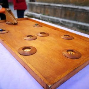 giochi di legno a noleggio per bambini per eventi di piazza