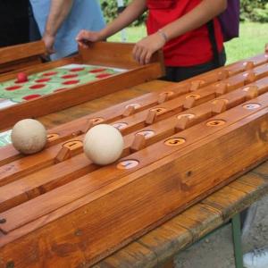 giochi in legno per bambini feste compleanno