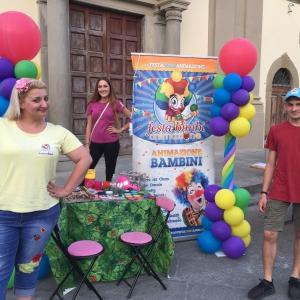 agenzia animazione feste piazza eventi firenze siena