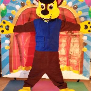 noleggio mascotte per bambini PAW PATROL arezzo siena